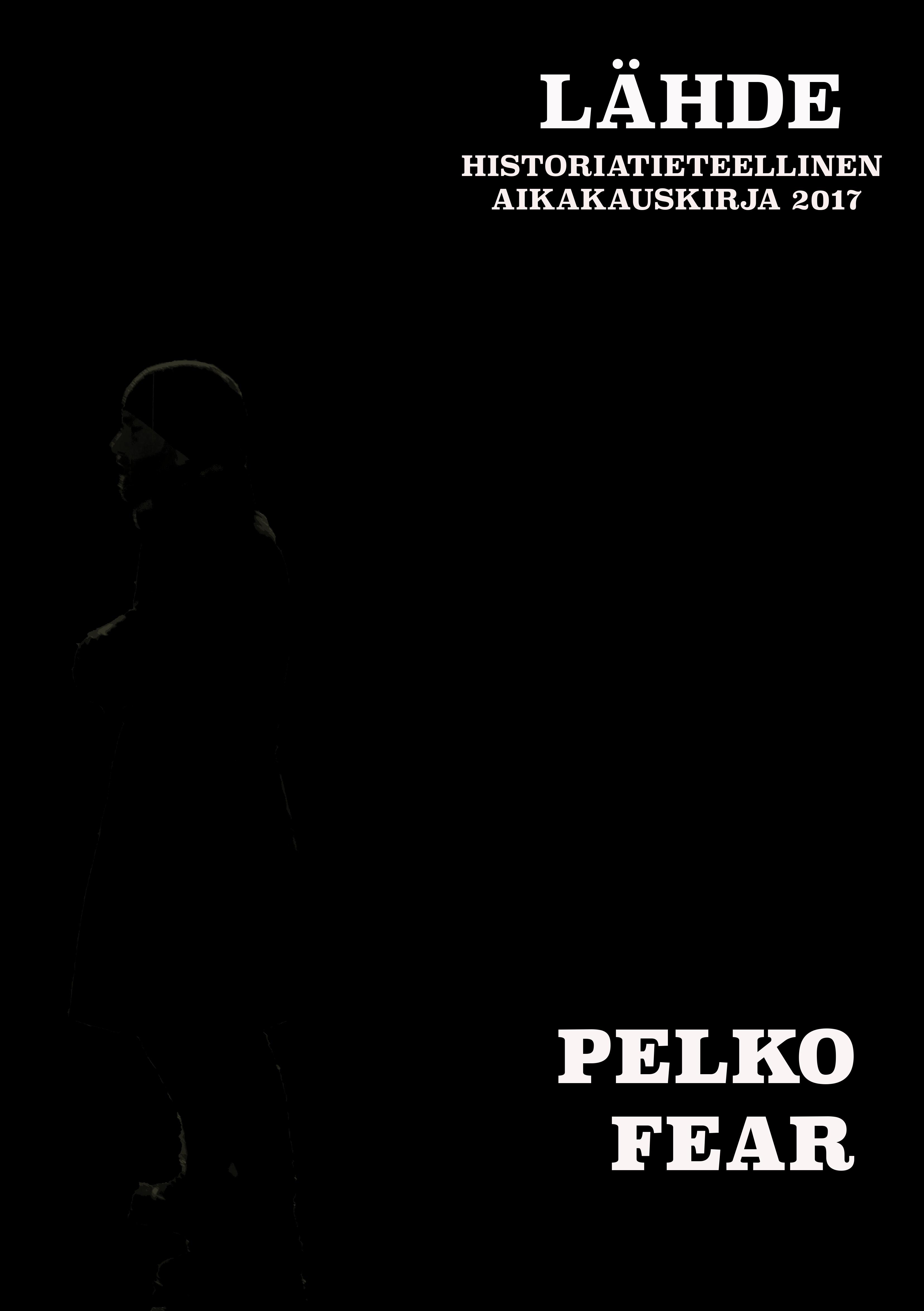 Näytä Vol 14 (2017): Pelko